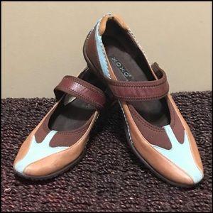 multi colour shoes